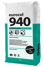 сухая смесь forbo eurocol 940