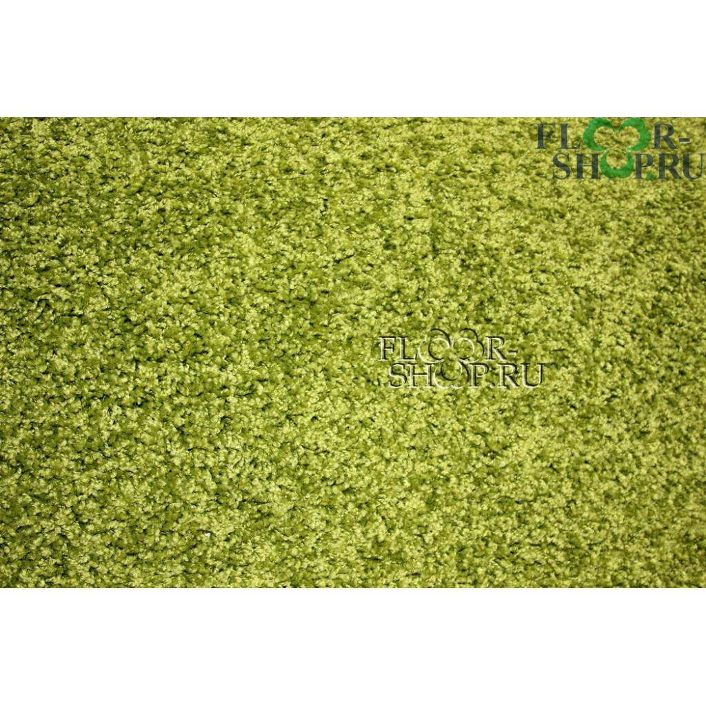 Шагги колор зеленый