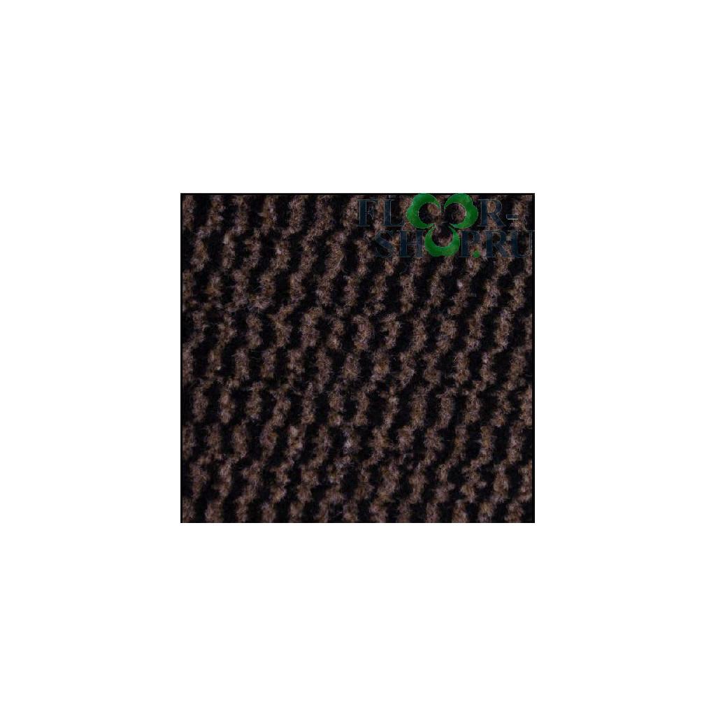 Дорожка грязезащитная Лэйла ширина 1.2 коричневый