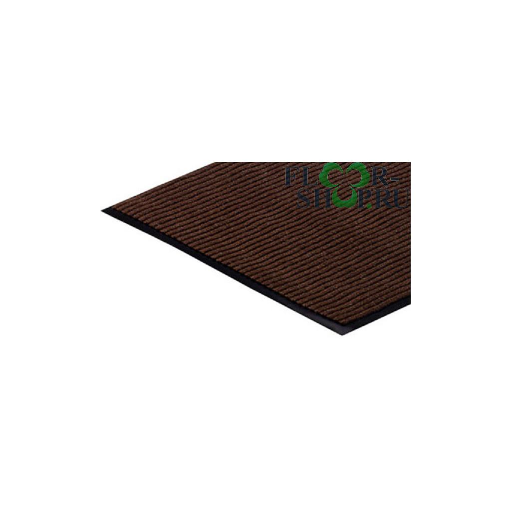 Ковер грязезащитный Монарх 120*250 коричневый