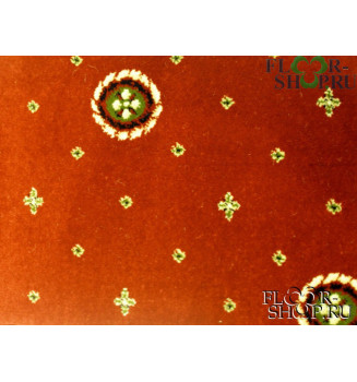 Виктория (круг) 02-3011 красный