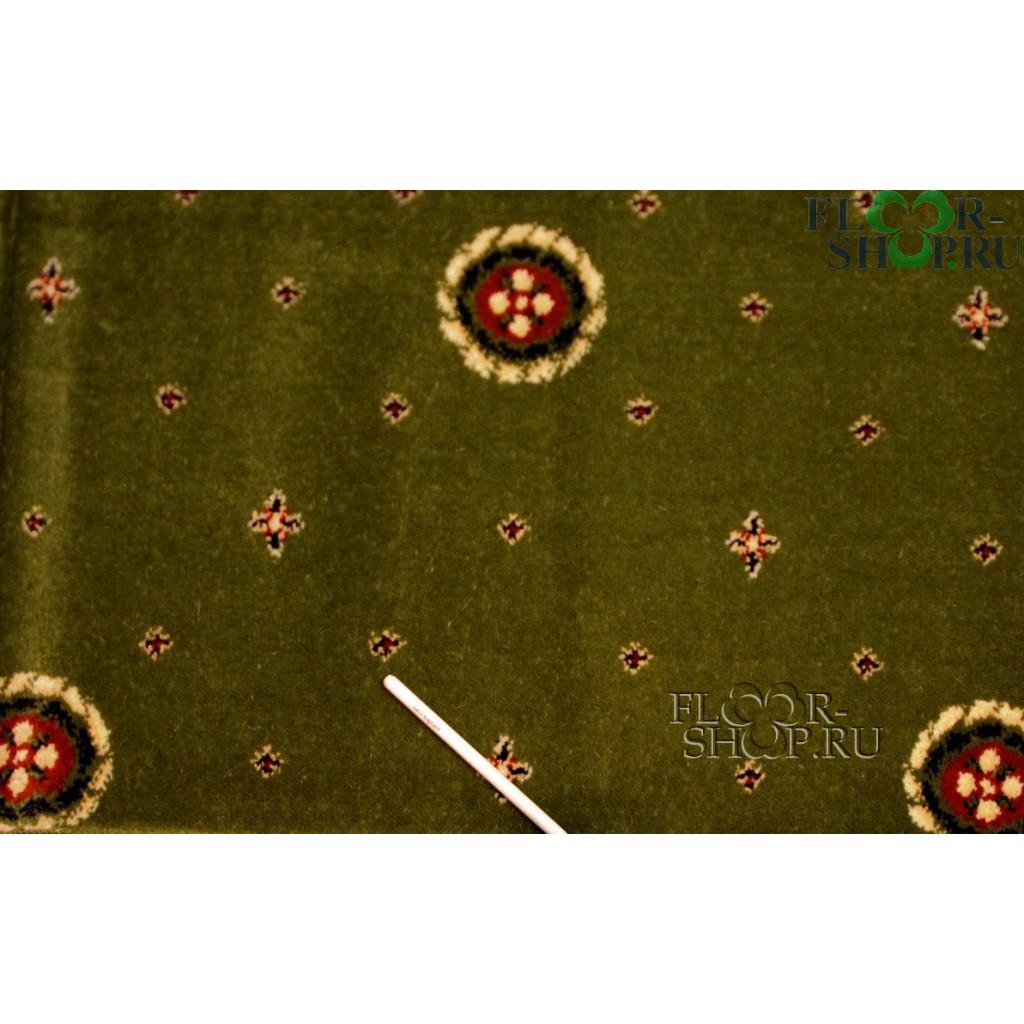 Виктория (круг) 02-6003 зелёный