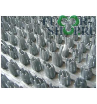 Щетина  Центробалт 128 серый металлик