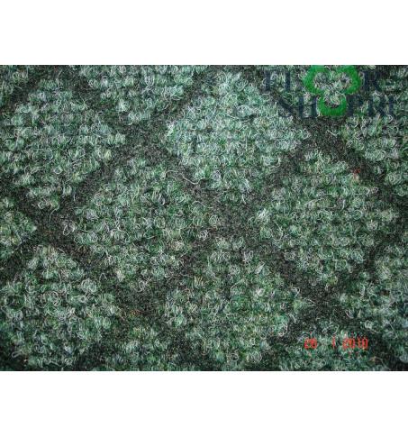 ЛАДА 04 зеленый - на резине