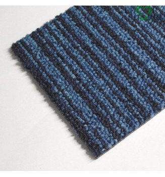 Prima Ligne 925 голубая в синюю полоску