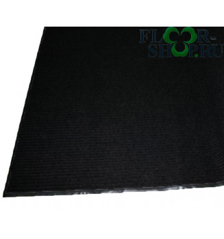 Ковер влаговпитывающий 90х150 черный