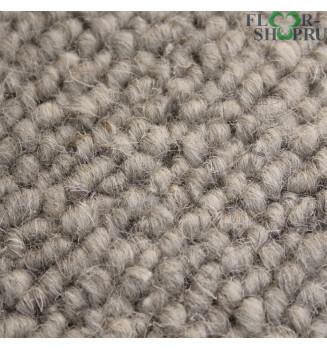 Петлевой ковролин Crealfa 40 серого цвета