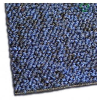 ковровая плитка Madrid 83 синего цвета