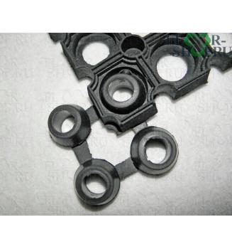 Коврик резиновый соединительный элемент