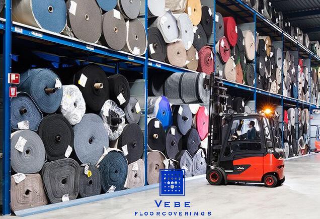 Фабрика Vebe floorcovering