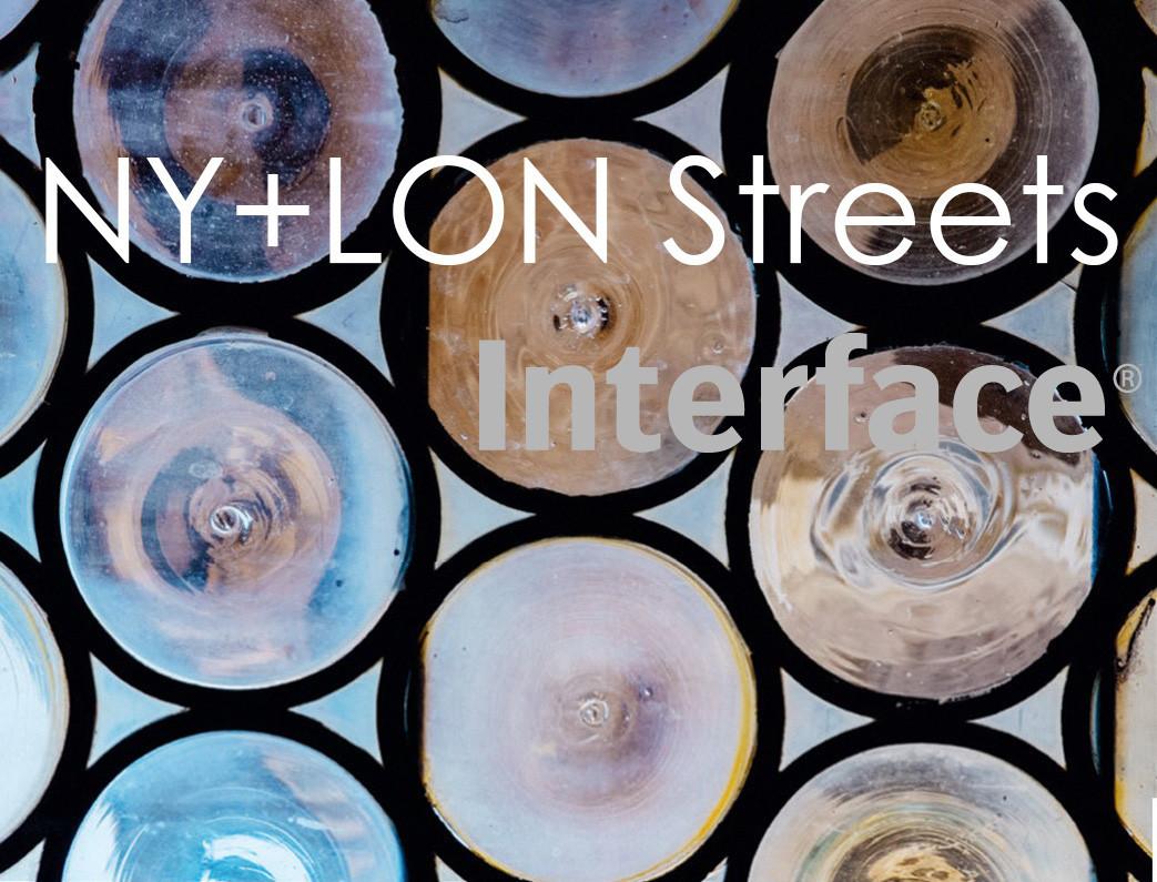 NY+LON Streets от Interface
